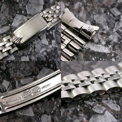ロレックス 5連ジュビリーブレスレット 13mm レディース 巻き込み 03