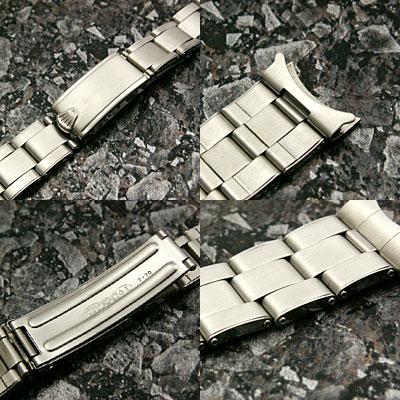 ロレックス エクステンションブレス US仕様 19mm 03