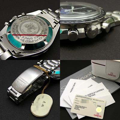 オメガ スピードマスター プロフェッショナル ミッションズ アポロ9号 デッドストック 03
