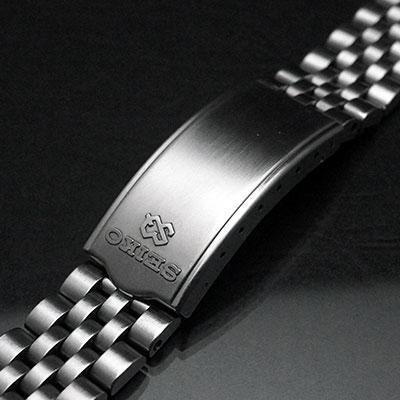 セイコー 5連 ブレスレット SQロゴ 22mm 02