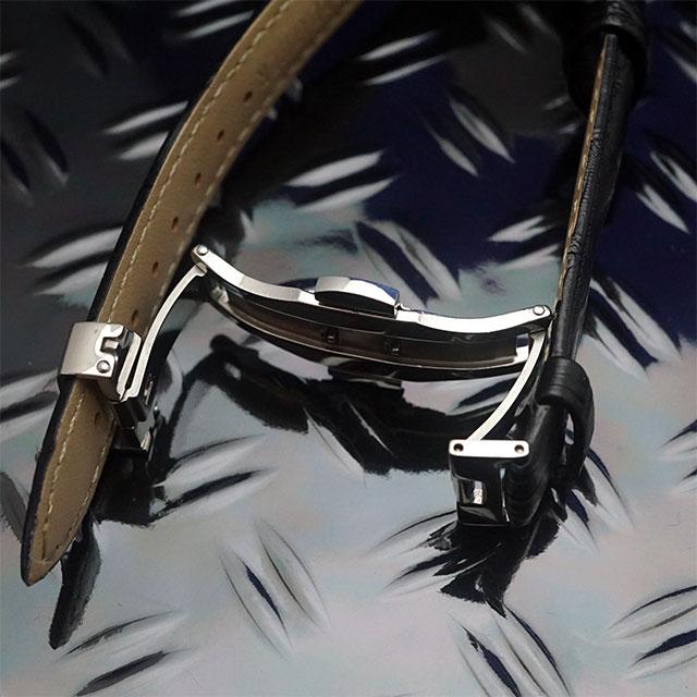 ロレックス オイスター スピードキング Ref.6430 シルバーダイアル アンティークウオッチ 04