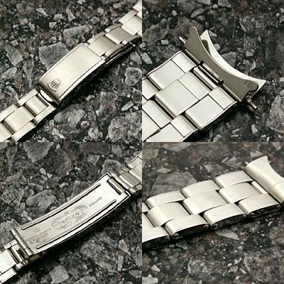 ロレックス リベットブレス 日本正規入荷用 19mm 03