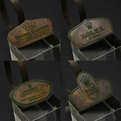 ロレックス ヴィンテージ ディスプレイ用時計ホルダー 5個セット 03