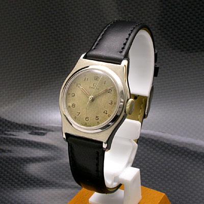 オメガ アンティークウオッチ 1940年代 全数字表記 希少品 アンティークウオッチ