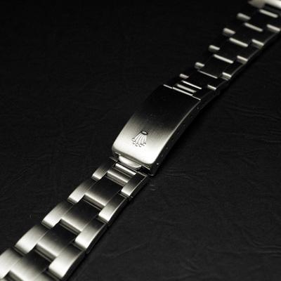 ロレックス 3連 ハードブレス 19mm