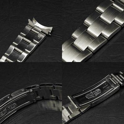 ロレックス 3連 ハードブレス 19mm 03