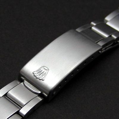 ロレックス 3連 巻込みブレス 17mm 希少 02