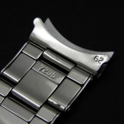 ロレックス 3連 リベットブレス 17mm 希少 03