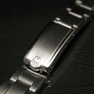 ロレックス 3連 リベットブレス 19mm 美品 02