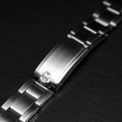 ロレックス 3連 リベットブレス 19mm 02