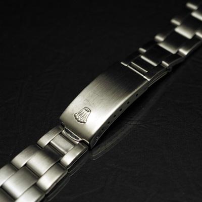 ロレックス 3連 巻き込みブレス 19mm 02