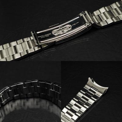 ロレックス 3連 巻き込みブレス 19mm 03