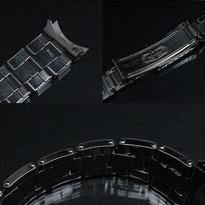 ロレックス 3連 リベットブレス 19mm フルコマ 03