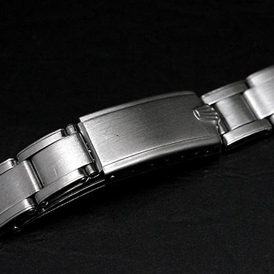 ロレックス 3連 リベットブレス 19mm フルコマ 02