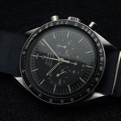 オメガ スピードマスター プロフェッショナル 5th アポロ11号月面着陸記念 アメリカ代理店限定仕様 02