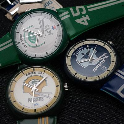 シチズン NFL 手巻き腕時計 3本セット デッドストック