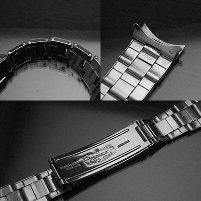 ロレックス 3連 リベットブレス 19mm 03