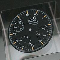 オメガ スピードマスター 文字盤