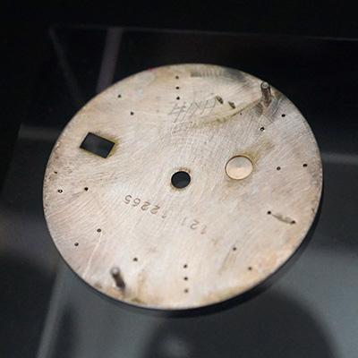 ロレックス オイスターパーペチュアル デイト 青文字盤 03